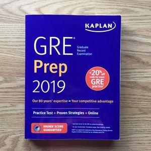 GRE Kaplan 2019 Prep Book